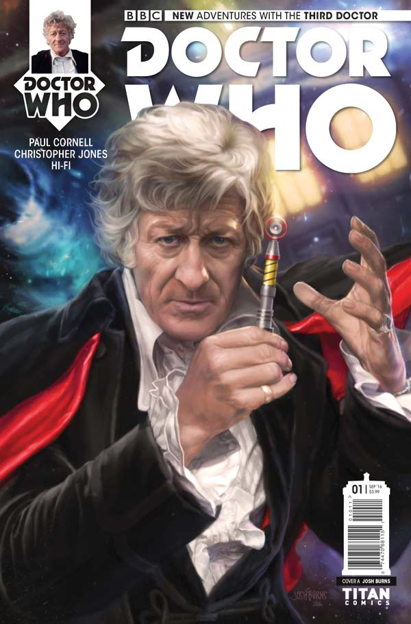 Image result for titan doctor who pertwee