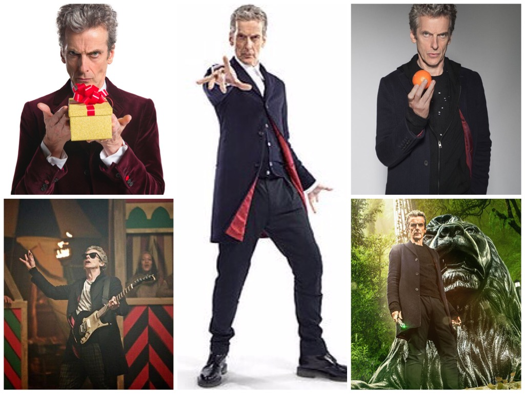 Doctor Who: Top 5 Twelfth Doctor Costumes (So Far ...